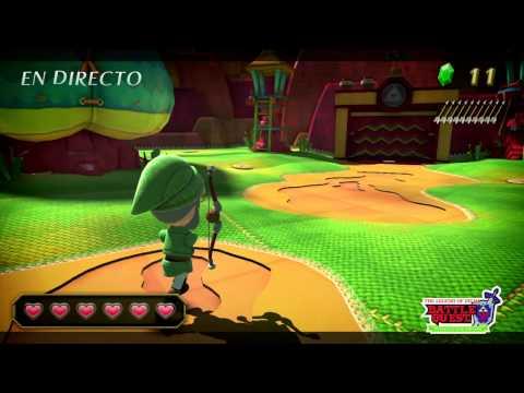Primera mision Zelda/Nintendo Land/ Wii U