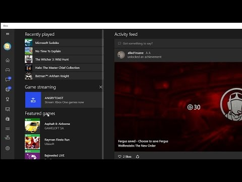 How to stream Xbox One games to your Windows 10 Surface or