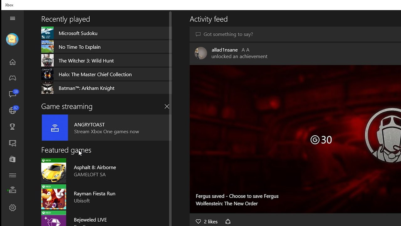 Windows 10's Xbox App Is Awesome, Even If You Don't Have an Xbox