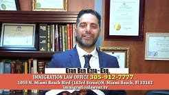 Eran Ben Ezra-Esq  Top Immigration lawyer in Miami FL.As seen on T.V.. Ivy league top attorney.