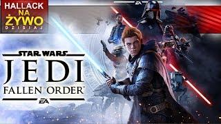 Star Wars - Jedi - Fallen Order - Początek - niech moc będzie z nami - Na żywo