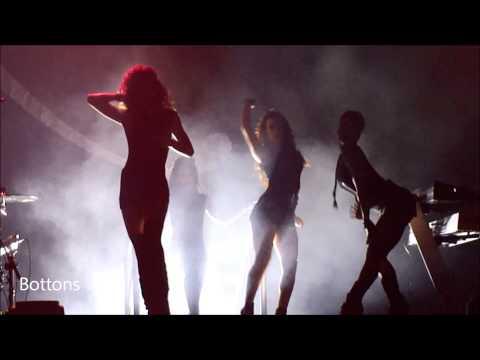 Nicole Scherzinger - Killer Love Tour - AB Brussel 2012