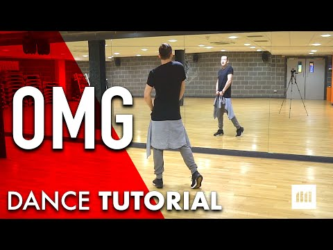 'OMG' by Camila Cabello - DANCE TUTORIAL CHOREOGRAPHY