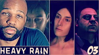 Heavy Rain Gameplay Walkthrough Part 3 - Sleazy Place