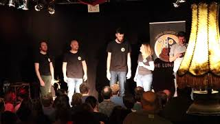The Lunatics - Impro Comedy - Bekentenissen