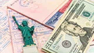 Сколько стоит виза для ребёнка в США.Виза невесты в Америку