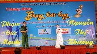 Gió đánh đò đưa   Nguyên Thị Thương & Phạm Đức Mạnh