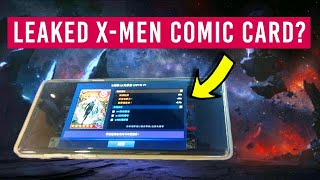 Leaked (or Fake) House of X Premium Card?! - Marvel Future Fight