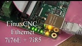 2 LinuxCNC + 5i25 - custom bitfile - Xilinx + Mesaflash - YouTube