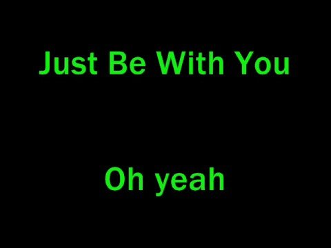 High School Musical 3 - Just Wanna Be With You (with lyrics)