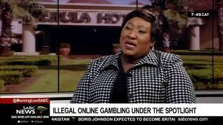 Illegal online gambling under the spotlight
