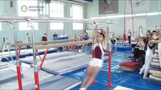 19 спортсменов из Вологды принимают участие в Чемпионате области по спортивной гимнастике