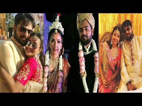 Actress Shweta Basu Prasad Marriage Photos | Shweta Basu Prasad And Rohit Mittal Wedding Pictures