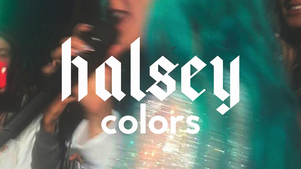 Download halsey colors