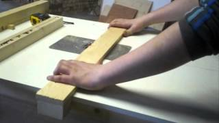 How To Make A Simple Finger/box Joint Jig (router)