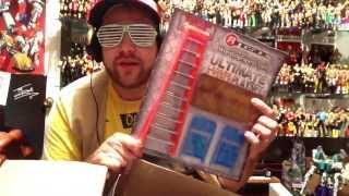 HUGE WWE Figure Accessories HAUL! Unboxing Ultimate Ladder Table playset, Jakks TNA figures, more