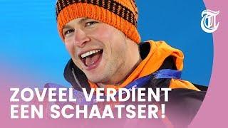 Hier geeft Sven Kramer zijn miljoenen aan uit - GELD VAN DE STERREN #23