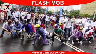GRES! Flashmob Indonesia - Forever Dance Crew