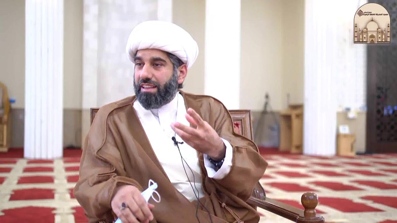 حياة النبي (ص) 64 - وفاة عبدالله أبن رسول الله وشماتة الاعداء - سماحة الشيخ محمد آتش