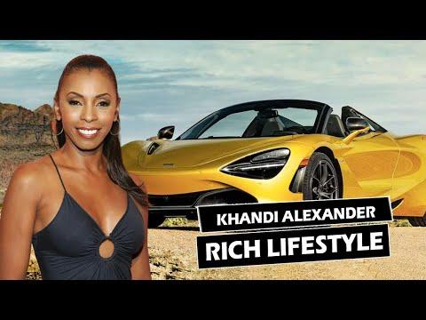 Khandi Alexander | CSI Miami | Biography | Lifestyle 2021