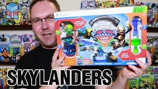 Skylanders Trap Team Unboxing Xbox 360 Version
