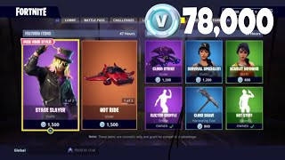 Fortnite Epic Shopping Spree With New Synth Skin