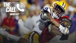 The Call: Arden Key Becomes A Raider