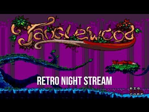 Tanglewood - Retro Night Archive, 08/21/18