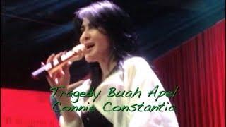 Connie Constantia - Tragedy Buah Apel - Before The Performance - Sept. 2017 Live @ TVRI