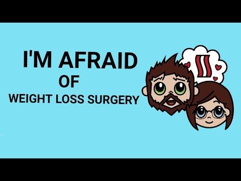 I'm Afraid of Weight Loss Surgery