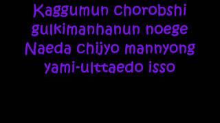 WONDERFUL LIFE - OST - PABO - PARK HYE KYUNG