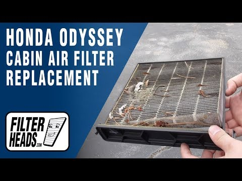 Fit for Honda Ridgeline Pilot Odyssey Crosstour Cabin A//C Conditioner Air Filter