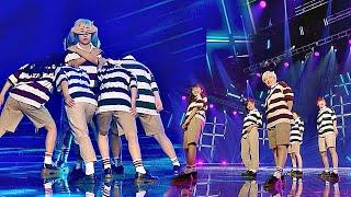 명랑 소녀들 ′일본 EXO′의 반전 매력 #LOVE_ME_RIGHT♬ (ft. Sign) 스테이지 K(STAGE K) 11회