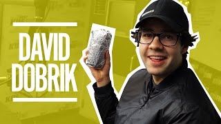 David Dobrik Talks Chipotle, Coachella, Charlie Puth & More!