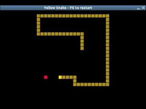 How To Create Snake Game In Python