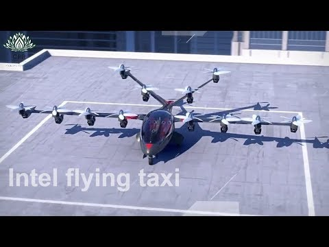 Intel Joby tilt rotor flying taxi 2018 Review