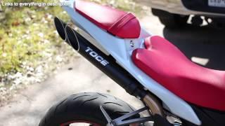 2009 Yamaha R1 Mods