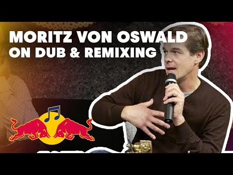 Moritz von Oswald Lecture (Barcelona 2008) | Red Bull Music Academy