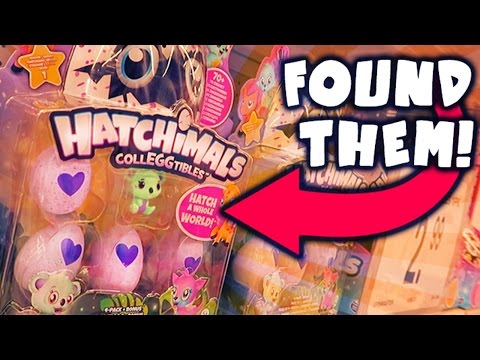 I FOUND HATCHIMALS COLLEGGTIBLES! Toys R Us Toy Hunt | Alice LPS