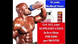 Get All REQUIRED Supplements under INR 1500