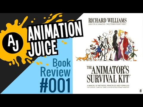 BOOK REVIEW - 'The Animator's Survival Kit' by Richard Williams