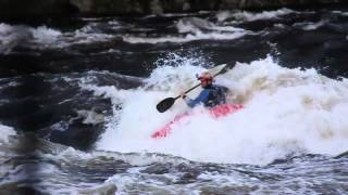 MAINELY BOATING - A short film, Whitewater Kayaking in MAINE
