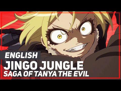 "Saga of Tanya the Evil OP - ""Jingo Jungle"" | ENGLISH ver | AmaLee"