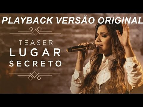 GABRIELA ROCHA- LUGAR SECRETO PLAYBACK -ORIGINAL