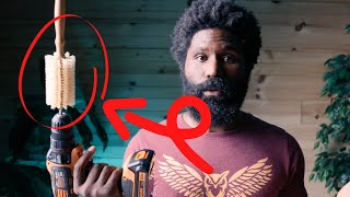 BEARD STRAIGHTENING IN 30 SECΟNDS || How to get a straight beard Without The Heat