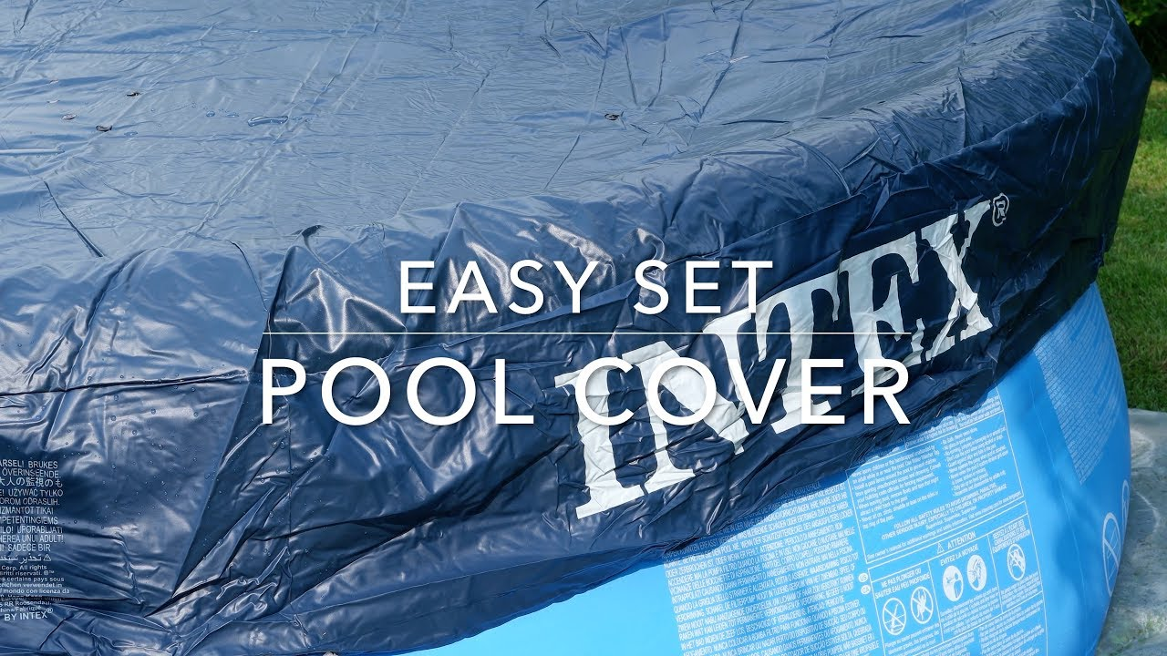 Intex Easy Set Pool Cover