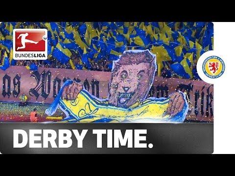 It's Derby Day - Exhilarating Pre-Game Atmosphere in Braunschweig