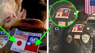 Top Gun 2 removes Japan and Taiwan flags because of China - TomoNews