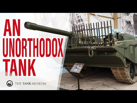 Tank Chats #117 | Stridsvagn 103 | The Tank Museum