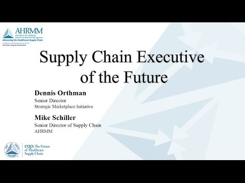 The Supply Chain Executive of the Future